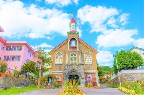 小樽:富岡聖堂