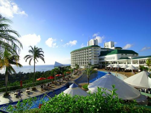 沖縄かりゆしビーチリゾート リゾート外観