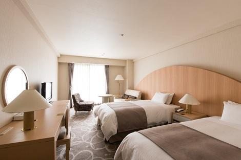 ルスツ:ルスツリゾートホテル&コンベンション 客室一例(ルスツリゾート公式ホームページより)