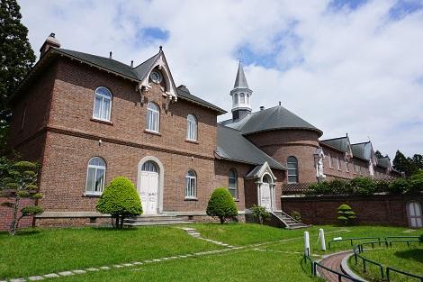 函館郊外:トラピスチヌ修道院