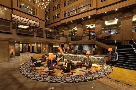 キロロ:トリビュートポートフォリオホテル ロビー(キロロリゾート公式ホームページより)